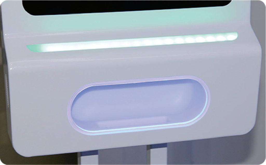 Screen & Wash - capteur 1