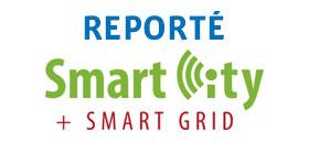 Salon SMART CITY : reporté